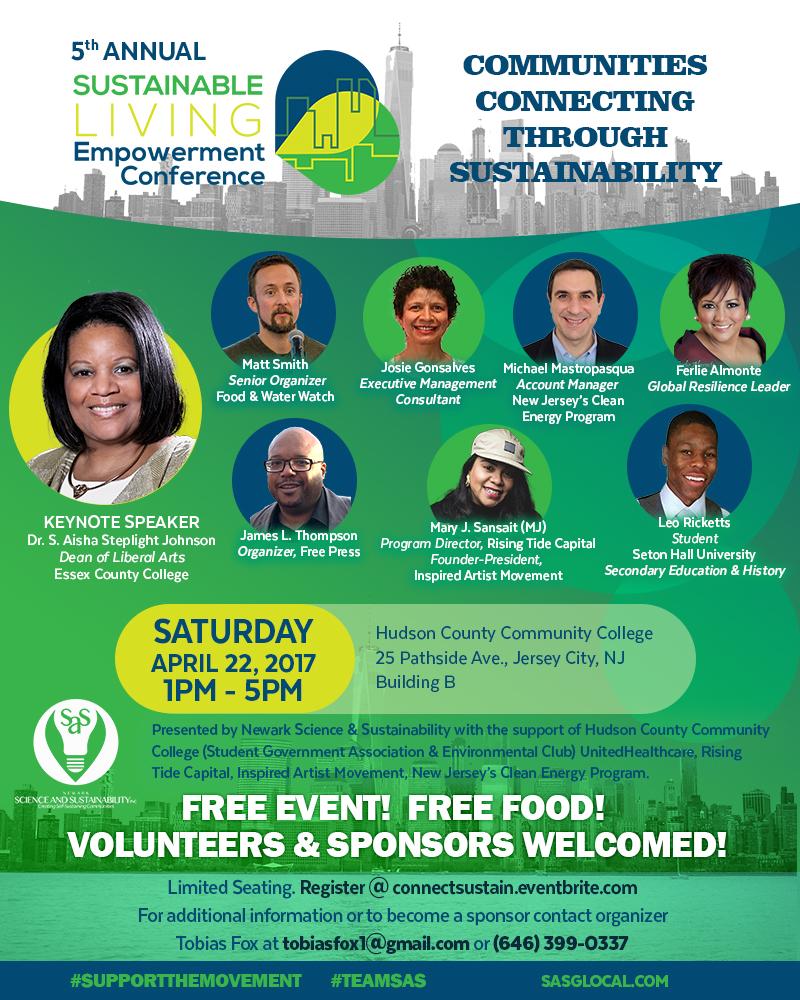 SustainableLivingConference2017